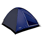 Yellowstone 2 Man Dome Tent Blue