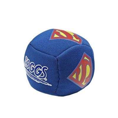 Zoggs DC Comics Superman Single Splash Water Pool Fun Ball Blue 3.5