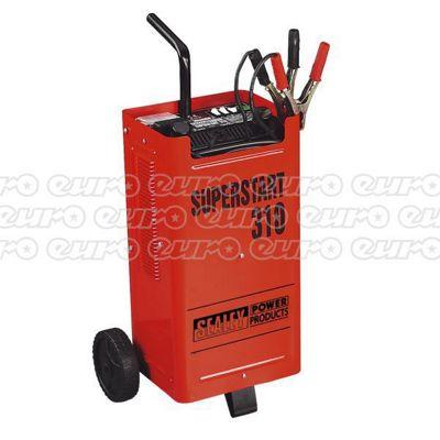 Starter/Charger 250/40Amp 12/24V 230V