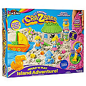 Cra-Z-Sand Set Ultimate Island Adventure Set