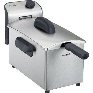 Breville VDF059 Stainless Steel Deep Fryer