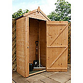 3.2 x 2 Sutton Sentry Box Garden Wooden Box (3ft x 2ft) - Fast Delivery - Pick A Day