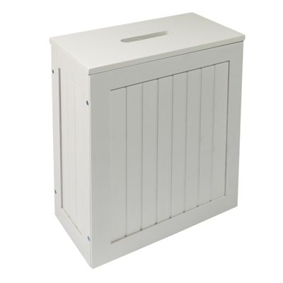 We no longer sell this product.  sc 1 st  Tesco & Buy Woodluv White Shaker Slimline Storage Unit from our Shelving ...
