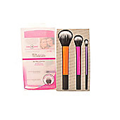 Real Techniques Duo Fibre Brush Collection Kit