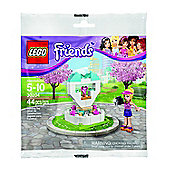 Lego Friends : Wish Fountain Set (in Plastic Bag) (30204)