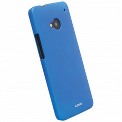 Krusell ColourCover Clip-On Case for HTC One - Blue