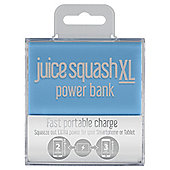 Juice Squash XL Powerbank Aqua