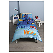 Disney Finding Dory Single Duvet Set