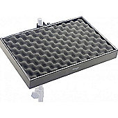 Stagg Percussion Tray with Clamp for Stand