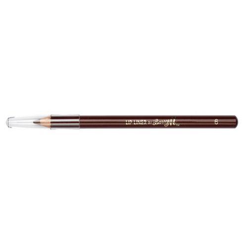 Barry M Lip Liner 06 - Chocolate