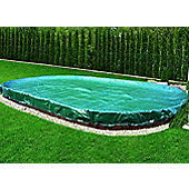 Debris Cover For 18ft x 12ft Oval Splasher Pools