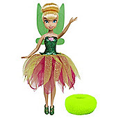 Disney Fairies 9 Inch Bunology Hair Tink Doll