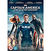 Marvel'S Captain America: The Winter Soldier Dvd