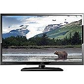 """Cello C24230DVB 24"""" LED Television 1366 x 768 - Black"""