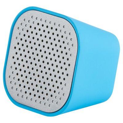 Tesco Mini Bluetooth Speaker Blue