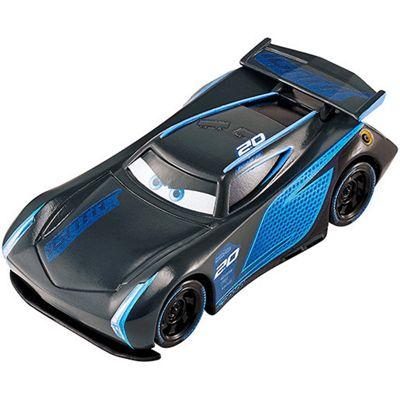Disney Pixar Cars 3 Checklanes Vehicle - Jackson Storm