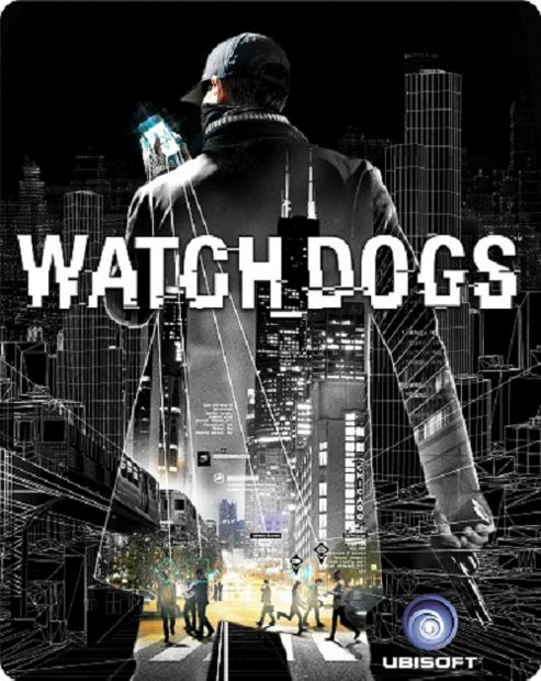 Watch Dogs Dedsec Edition Wii U
