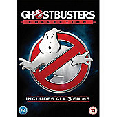 Ghostbusters 1-3 Collection DVD