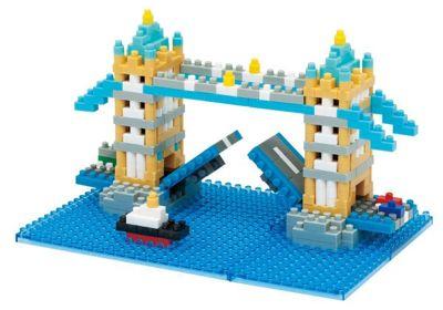 Tower Bridge - Construction