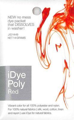 iDye - Poly Red