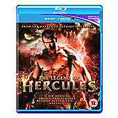 The Legend of Hercules 3D Blu Ray