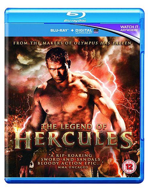 The Legend of Hercules 3D Blu Ray
