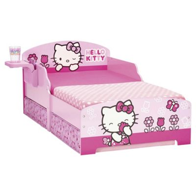 Hello Kitty Story Time Toddler Bed