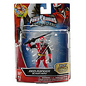 "Power Rangers Ninja Steel 5"" (Red Ranger)"