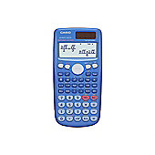 Casio FX-85GTPLUS Pocket Scientific calculator Blue 10 + 2 Digits 1 x AAA