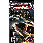 Need for Speed Carbon - PSP