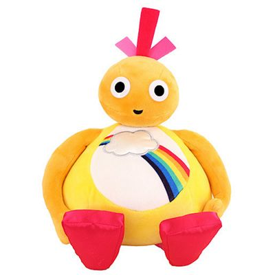 Twirlywoos Interactive Musical Chickedy Soft Toy