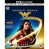 Wonder Woman 4K Blu-Ray 2 Disc