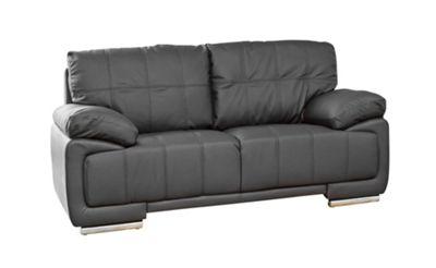 Sofa Collection Sebastian Sofa - 2 Seat - Black