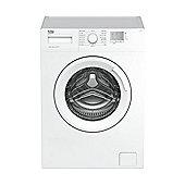 Beko Washing Machine, WTG720M1W, 1200 rpm, 7KG Load - White