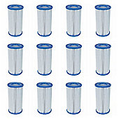 "Bestway Filter Cartridge III (4.2"" x 8"") 12x Pack"