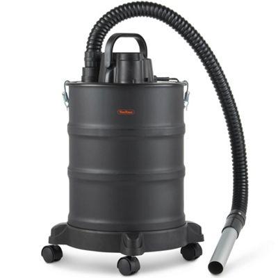 VonHaus 25L Ash Vacuum – Lightweight Vacuum For Cleaning/ Removal Of Ash & Debris