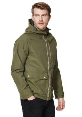 Regatta Hamlen Waterproof Hooded Jacket Green M