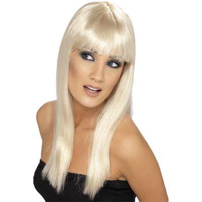 Smiffy's - Glamourama Wig - Blonde