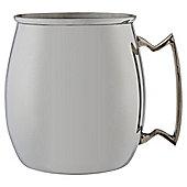 Silver Moscow Mule Mug