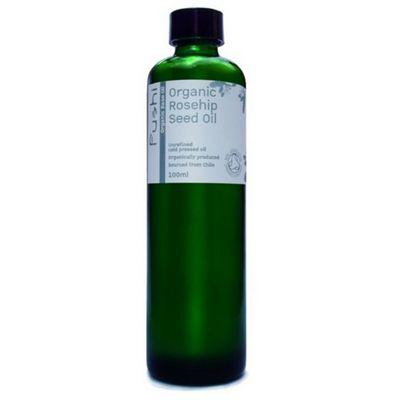 Rosehip seed oil, Organic (100ml Oil)