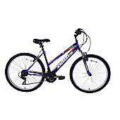 "Ammaco Aspen Womens 26"" Wheel Front Suspension 18"" Frame Bike"