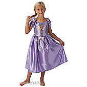 Disney Princess Fairytale Rapunzel Dress - Medium (5-6 years)