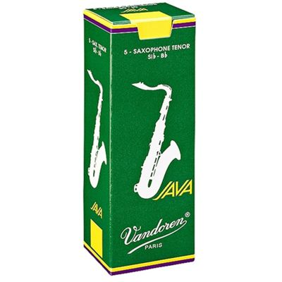 Vandoren 2.5  Tenor Sax Java Reed (x5)