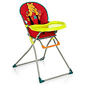 Hauck Disney Mac Baby Deluxe Highchair (V-Pooh)