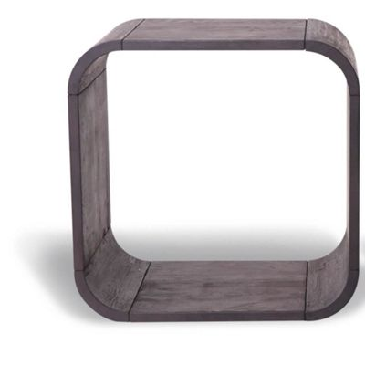 Oak Lounge Single Cube Chocko - Large