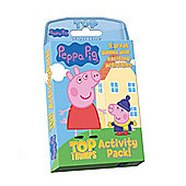 Top trumps Activity Pack - Peppa Pig