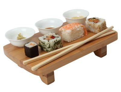 Dexam 360 Sushi Serving Set