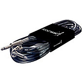 Rocket 10m Instrument Cable with Angled Jack