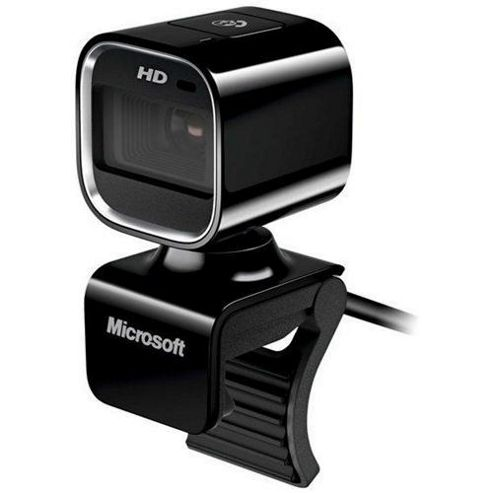 Microsoft LifeCam HD-6000 Web Camera for Business Windows