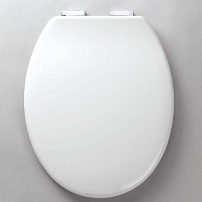 Tavistock Eclipse Soft Close Toilet Seat in White